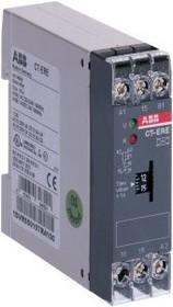 Фото 1/3 Реле времени CT-ERE 24В AC/DC 220-240В AC (0.1-10c) 1ПК ABB 1SVR550107R1100