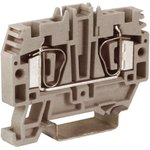 HMM.4GR, проходной зажим 4 кв.мм серый   ZHM250GR   DKC