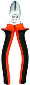 Кусачки боковые усиленные 180мм 1000В оранж. серия SHTOK 08111