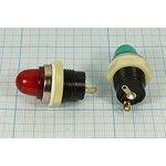 Фото 3/3 Держатель ламп с цоколем E10 с красным светофильтром 5622 R держатель патрон ламп\E10 \пл\кр\2C\LH-010RX\