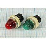 Фото 2/3 Держатель ламп с цоколем E10 с красным светофильтром 5622 R держатель патрон ламп\E10 \пл\кр\2C\LH-010RX\