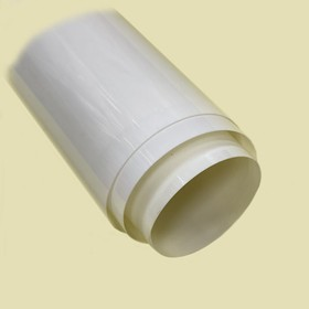 Лавсан лента ПЭТ (белая) 0,4 х 1000 мм / 1 м