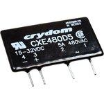 CXE480D5, реле 15-32VDC,5А/480VAC