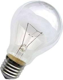 Фото 1/2 Лампа накаливания ЛОН 95вт Б-230-95-2 Е27