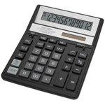 Калькулятор бухгалтерский Citizen SDC-888XBK черный 12-разр.