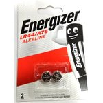 Energizer Alkaline LR44 2 шт. E301536600