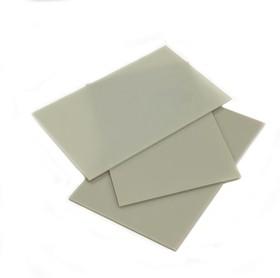 Нитрид алюминия пластина AIN 60 х 40 мм 0,63 мм