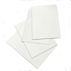 Оксид алюминия пластина Al2O3 99.9% 1,0 х 60 х 40 мм