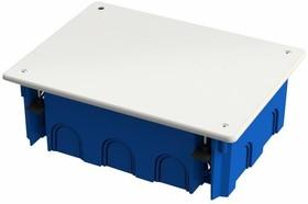 28-3023, Коробка распаячная для с/п 205х155х70и (80-0970 синяя)