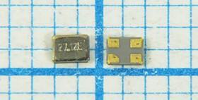 кварцевый резонатор 27.120МГц в корпусе SMD 1.6x1.2мм 27120 \SMD01612C4\12\ 10\ 30/-40~85C\SMD1612\1Г