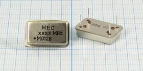 Фото 1/2 Кварцевый генератор 12.544МГц 5В,HCMOS/TTL в корпусе DIL14=FULL, гк 12544 \\FULL\T/CM\5В\MO-12B\MEC
