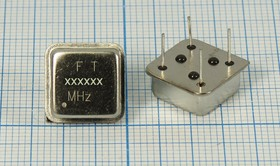 Кварцевый генератор 36.864МГц 3.3В,HCMOS/TTL в корпусе HALF=DIL8, гк 36864 \\HALF\T/CM\3,3В\FXO-H\FT