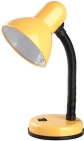 Светильник KD-301 настол. база 230В 60Вт ЛОН E27 желт. Camelion 5756