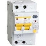 Выключатель автоматический дифференциального тока 2п B 16А ...