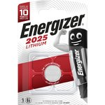 Energizer Lithium CR2025 1 шт. E301021602