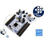 NUCLEO-F103RB, Отладочная плата на базе STM32F103RBT6 со ...