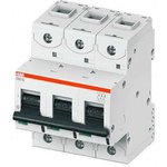 Выключатель автоматический модульный 3п C 100А 25кА S803C ...