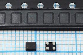Программируемый на заказ МЭМС генератор на фиксированную частоту от 1 до 150МГц, HCMOS, корпус 2.5x2мм, гк 1~150МГц\\SMD02520P4\ CM\1,8~3,3В