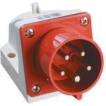 Вилка электрическая наружн. уст. 32А 3P+PE+N 380В IP44 ССИ-525 IEK PSR52-032-5