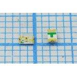 Светодиод желтый SMD 0805, 6мКд, 130°, 585нМ (yellow), № 7339 S СД ...
