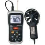DT-620, Анемометр с инфракрасным термометром