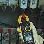 Фото 2/3 DT-3343 Токовые клещи для постоянного тока, с датчиком температуры
