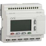 Реле логическое PLR-S. CPU1206 ONI PLR-S-CPU-1206