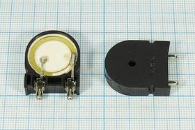 Излучатель звука пьезокерамический без генератора (1~30)В, Резонансная 2кГц защита зп 22x 7 x27\1~30\\ 2,0\2T12,5\CBEG2220H\KEPO