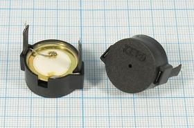 Излучатель звука пьезокерамический без генератора с выходом звука вбок, боков зп 22x11m28\1~30\\ 2,0\2PF23\KPT- G2223P12\KEPO