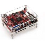Фото 4/4 Cubieboard 3 / Cubietruck Kit, Одноплатный компьютер на базе SoC AllWinner A20 (Dual-Core ARM Cortex A7)