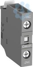Контакт CA4-01 1НЗ фронт. для AF09-AF38 и NF ABB 1SBN010110R1001