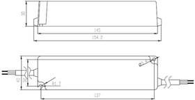 Драйвер ИПС60-700Т 0300 IP67 Аргос