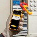 Фото 3/3 Fluke 369 FC, Токоизмерительные клещи для измерения истинных среднеквадратичных значений тока утечки (Госреестр РФ