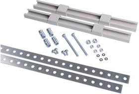 Комплект крепления металлокорпуса к столбу монтаж. полосой ИЭК YKK-0-125