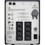 Фото 2/2 SMC1500I, Smart-UPS SC, Line-Interactive, 1500VA / 900W, Tower, IEC, LCD, USB, SmartSlot