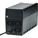 Фото 2/2 RPT-1000A, Raptor, Line-Interactive, 1000VA / 600W, Tower, IEC