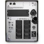 Фото 2/2 SMT1500I, Smart-UPS SMT, Line-Interactive, 1500VA / 1000W, Tower, IEC, LCD, USB, SmartSlot