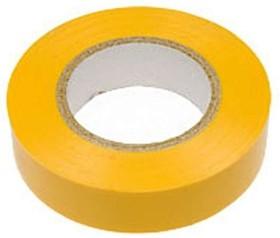 Фото 1/4 Изолента ПВХ 15мм (рул.20м) желт. REXANT 09-2602
