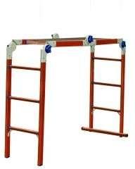 Лестница-трансформер (лестница- стремянка-подмость) ЛСПТД-1.5 П Диэлектрик Д267886
