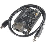BeagleBone Black Rev C, Одноплатный компьютер на основе CPU AM3358 с ядром ARM ...