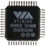 (VT1818S) аудио кодек VT1818S