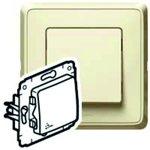 Cariva Сл. кость Выключатель IP44 | 773709 | Legrand