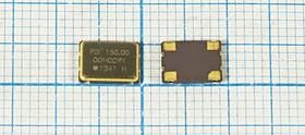 Кварцевый генератор 150МГц 2.5В, HCMOS в корпусе SMD 7x5мм, гк 150000 \\SMD07050C4\CM\2,5В\ OC7TC15000HCCRX\