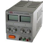 HY3005D, Источник питания, 0-30V-5A 2xLCD