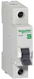 Фото 1/3 Выключатель автоматический модульный 1п C 20А 4.5кА EASY9 =S= SchE EZ9F34120