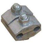 Зажим плашечный ПА-2-2А (2-х болт.) Электрофарфор 00000024