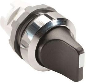 Переключатель без подсветки M2SS2-20B черн. ABB 1SFA611201R2006