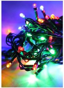 КОСМОС KOC_GIR100LED_RGB 100 LED, 8 режимов мигания, мультиколор, 10.8м, Гирлянда