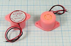 Излучатель звука пьезоэлектрический со встроенным генератором (6~15)В, 23x19мм, згп 23x19m38\ 6~15\\3,5\2L100\FMQ2019B\