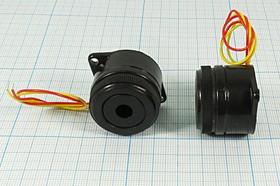 Фото 1/2 Медленно пульсирующий излучатель звука пьезоэлектрический со встроенным генератором, Pulse згп 29x24m40\ 5~15\\3,7\2L\ KPI-G2912L\Pulse Slow
